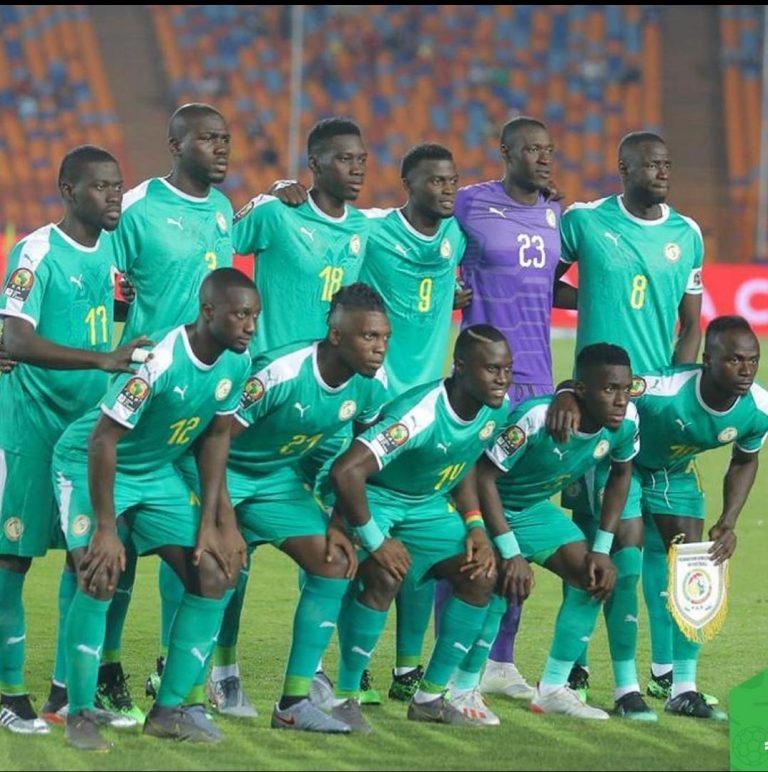 CAN 2019 – Trois Sénégalais dans l'équipe type des quarts de finale