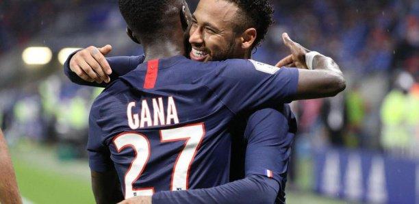 Idrissa Gana Gueye est élu homme du match PSG – Angers