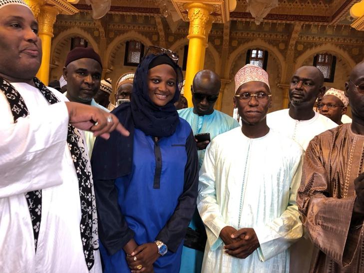 (07 Photos) Massalikoul Jinane: la face cachée de l'ingénieure sénégalaise qui a dirigé les travaux de construction de la mosquée