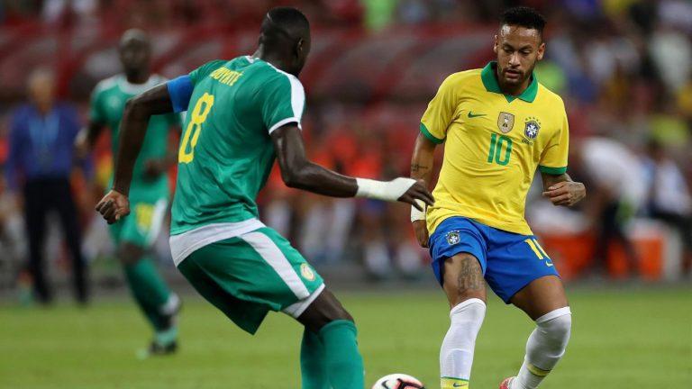 Foot – Le Sénégal veut jouer la prochaine Copa America en tant qu'invité…