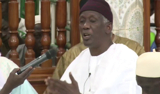 Vidéo : Gamou Tivaouane-Serigne Mbaye Abdou au fidèles »Dou sagnsé rék ak …