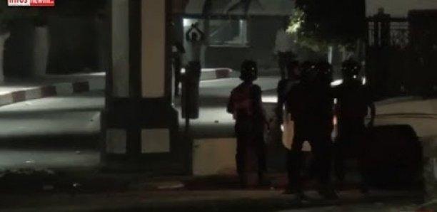 UCAD : Gros affrontements en pleine nuit entre les étudiants et les forces de l'ordre