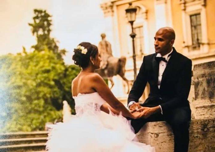 La belle déclaration d'amour de Diomansy Kamara à sa femme