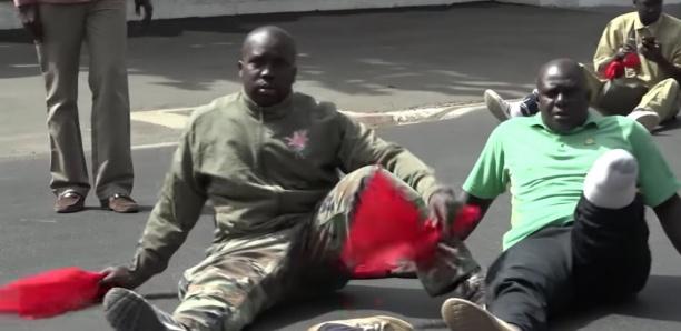 Les militaires invalides menacent de se suici*der à l'instar du policier Gabriel Bass :