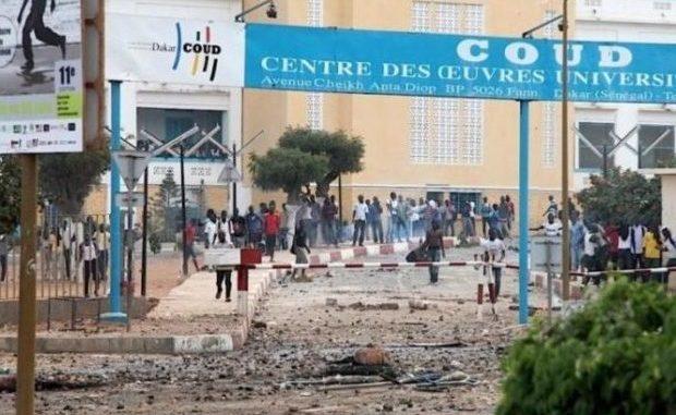Dernière minute – Ucad : des affrontements font plusieurs blessés entre étudiants et forces de l'ordre