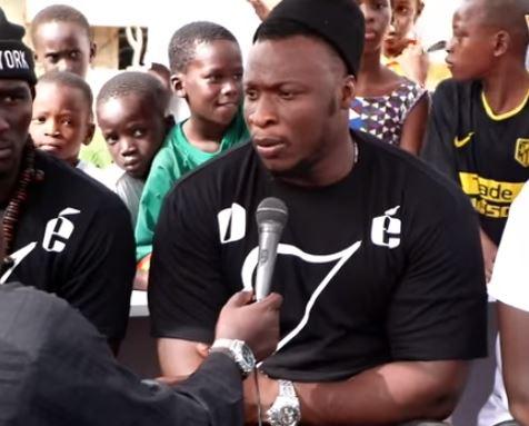 Ama Baldé : «Mon combat contre Modou Lô n'aura pas lieu, si, »