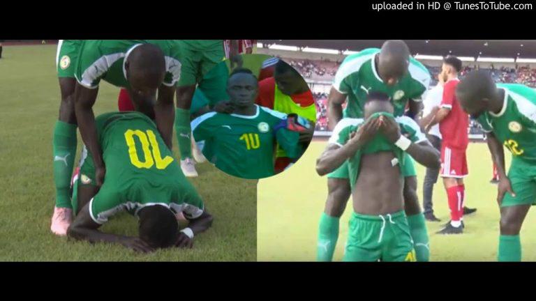 Sadio Mané aux supporters sénégalais : « Vous vous rappelez, c'est vous qui m'appeliez Samba Alarr » (vidéo)