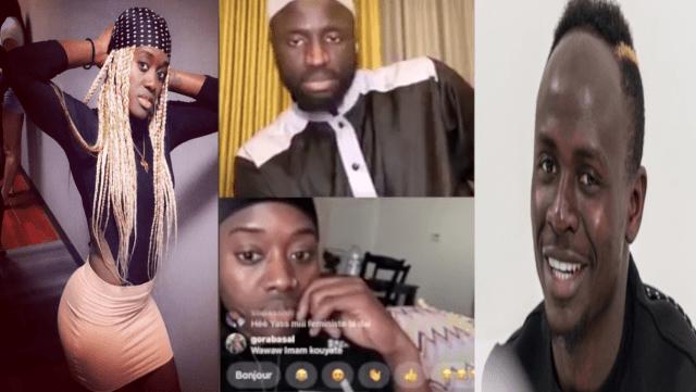 "(Vidéo) ""Mariage"" de Yacine Diop et Sadio Mané, Cheikhou Kouyaté se met d'accord"