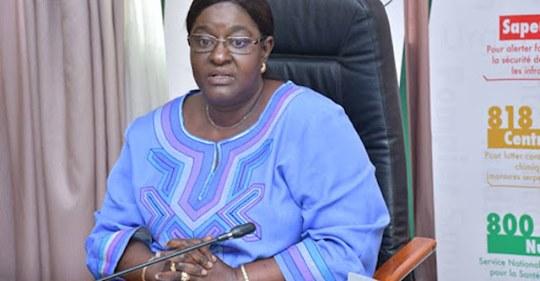 « L'épidémie peut durer un an » selon Dr Marie Khémesse Ngom Ndiaye