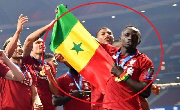 Sadio Mané: Après avoir gagné le championnat d'Angleterre, il me reste le ballon d'or