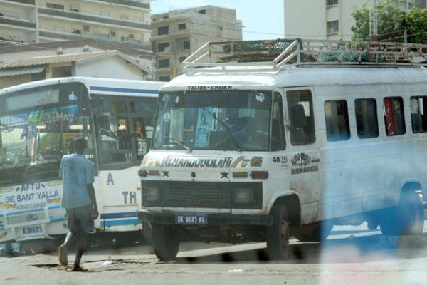 Ndiaga Ndiaye Transporteur décés