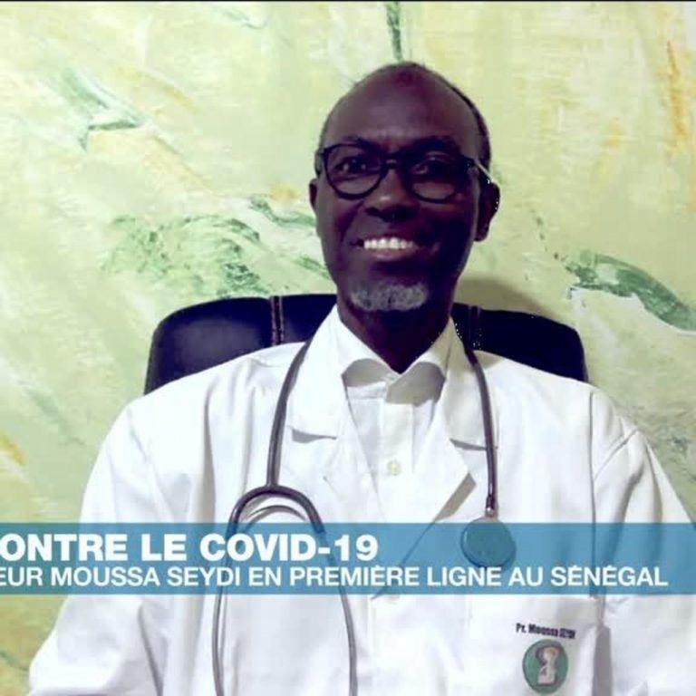 «Quelqu'un est venu un jour, dans mon bureau, me dire qu'il peut guérir la covid-19»