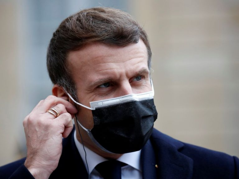 Emmanuel Macron testé positif au covid-19