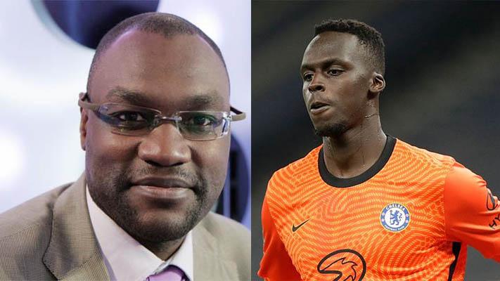 """Mboma sur Mendy: """"J'enlève sa nationalité, sa couleur et je dis que c'est l'un des meilleurs"""""""