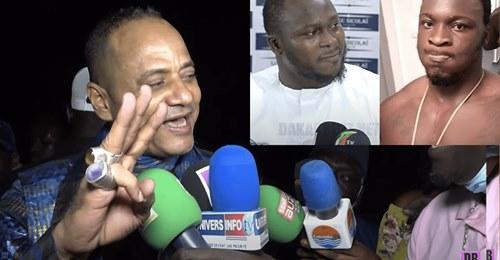 (Video) Modou Lô vs Ama Baldé le 3 juillet en Gambie… Les révélations de Luc