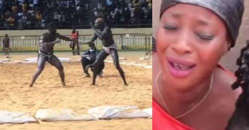 (Vidéo) Urgent- Triste nouvelle pour Ndeye Gueye, son mari Papa Boy Djinné encore battu par Bébé Bismi