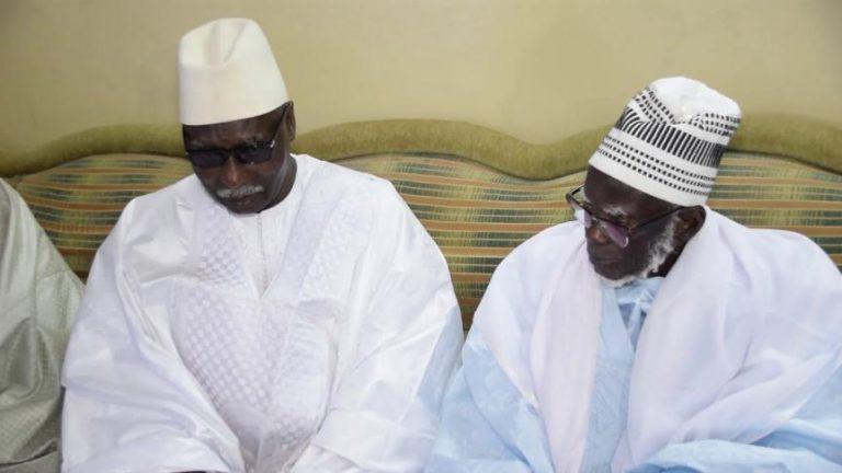 (Vidéo) Machalah Serigne Mbaye Sy Mansour fait un beau témoignage à Serigne Mountakha «Li Rafétna «