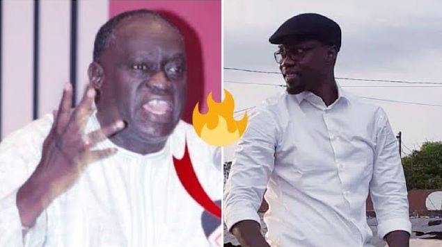 "(Vidéo) Me Elhadji Diouf tacle encore Ousmane sonko : ""Milliardaire leu réy katou niite leu"""