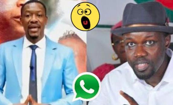 Dernière minute – Tange infiltre les groupes whatsapp des partisans de Pastef et diffuse des audio